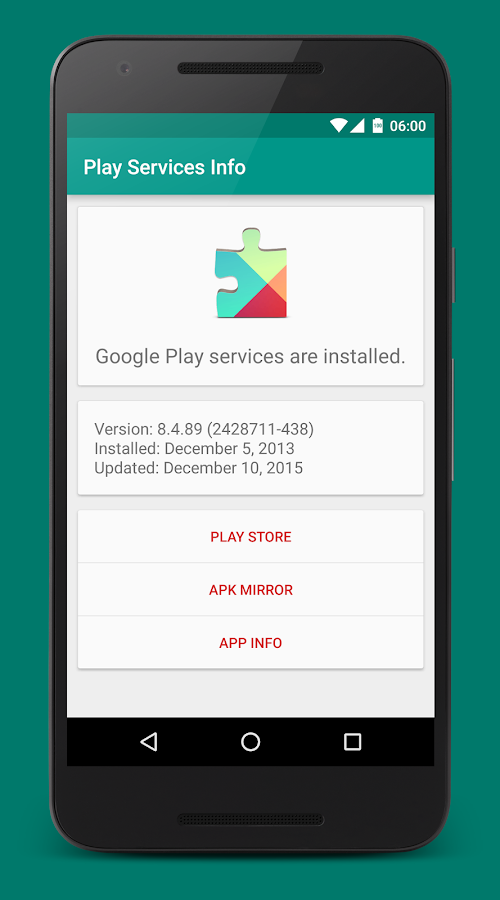 get google play services version