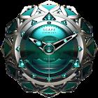 TRIQUA Analog Clock Widget icon