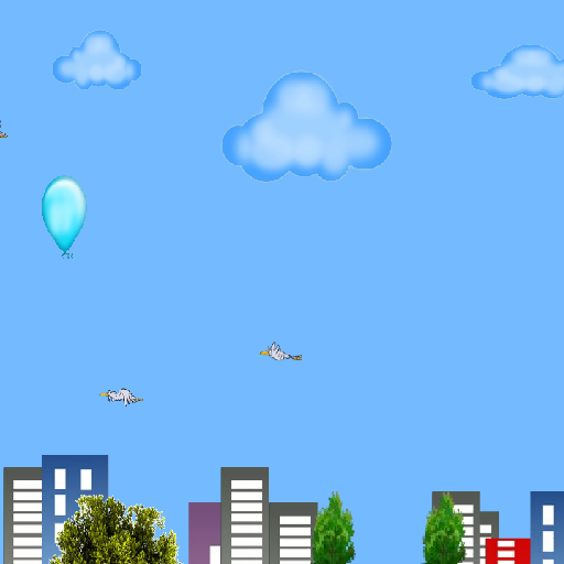 flappy balloon