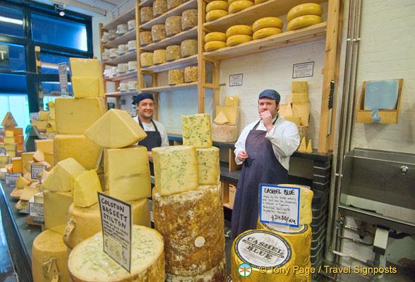 Photo: Neil's Cheese Shop, London