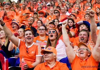 🎥 Throwback: één jaar geleden namen Oranjefans Reims helemaal in
