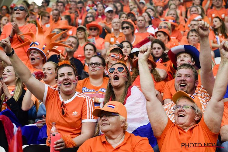 🎥 Waanzin: oranjegekte opnieuw op volle toeren in Valenciennes