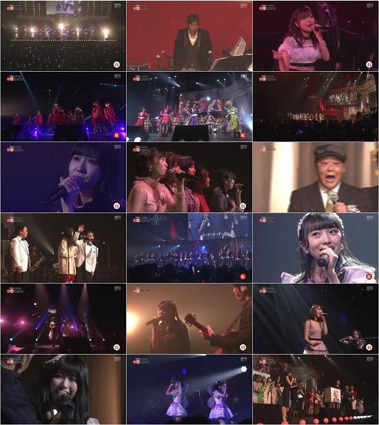 (TV-Music)(1080i) AKB48G – 第7回 AKB48紅白対抗歌合戦 (スカパー!) 180120