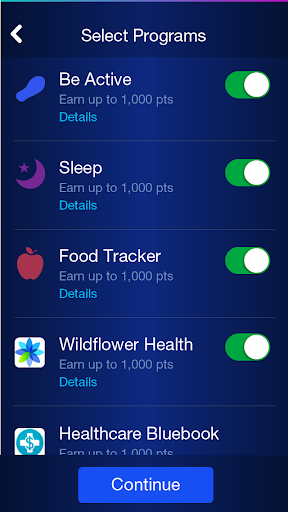 Jiff - Health Benefits screenshot 2