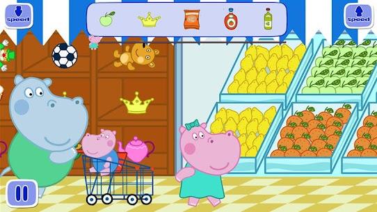Supermarket: Shopping Games for Kids 2