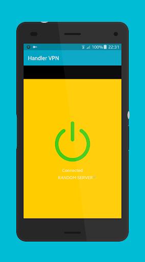 Ultrasurf Handler VPN screenshot 4
