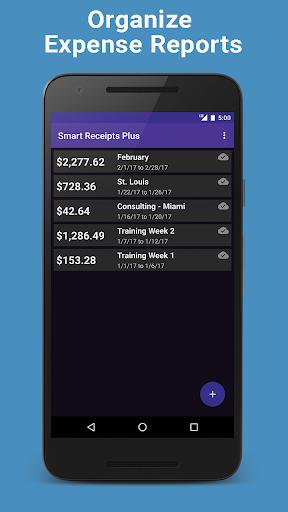 Smart Receipts  screenshots 2