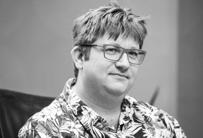 Karl Fischer, its DevOps Team Lead.