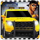 Crazy Taxi Xtreme City Race 3D