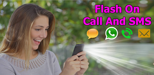 Flash on Call and SMS Automatic flashlight alert for PC