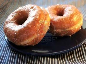 Old fashioned Yeast Doughnuts