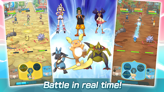 Pokemon Masters APK Download [100% Working] 5