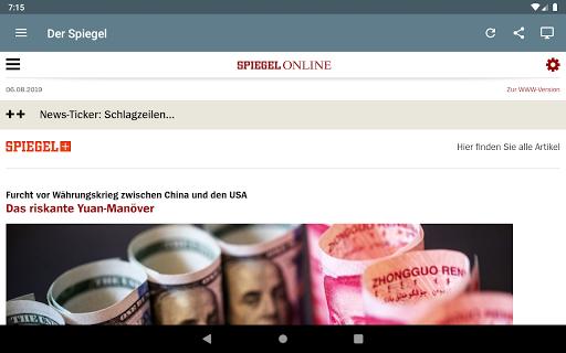 Deutsche Zeitungen  screenshots 20