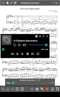 MobileSheetsFree Music Reader- screenshot thumbnail