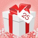 25 Days of Christmas - Advent Calendar 2017 icon