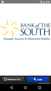 Bank of the South goDough- screenshot thumbnail