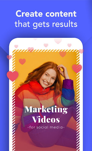 Foto do Boosted: Marketing Video Maker for Social Media