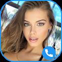 Kızlarla Sesli Görüntülü Sohbet icon