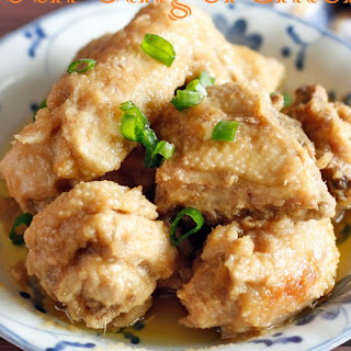 Smooth Ginger Chicken.