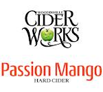 Woodinville Ciderworks Passion Fruit Mango Cider