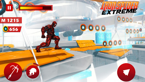 Iron Spider Extreme modavailable screenshots 5