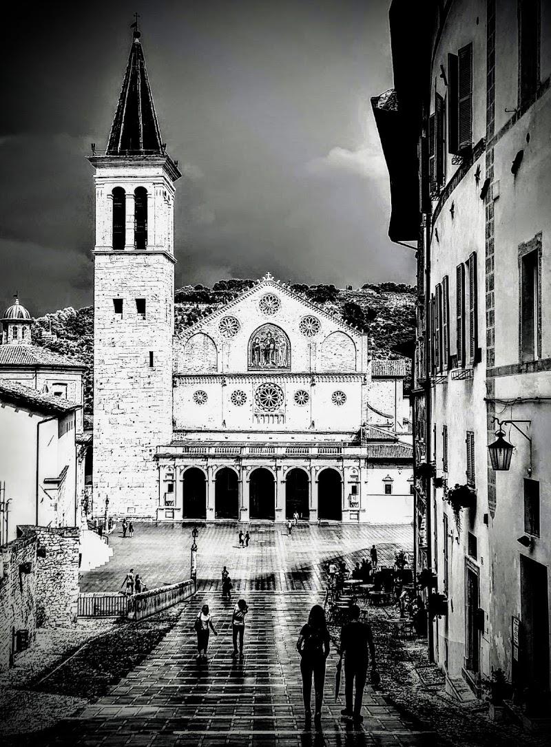 Spoleto - Duomo di Vincenzo Nanni