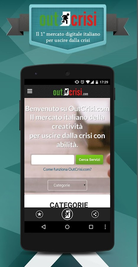 OutCrisi- screenshot