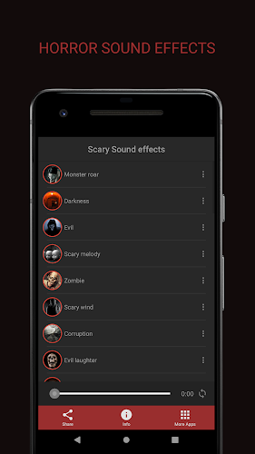 Download Scary Sound Effects APK latest version App by