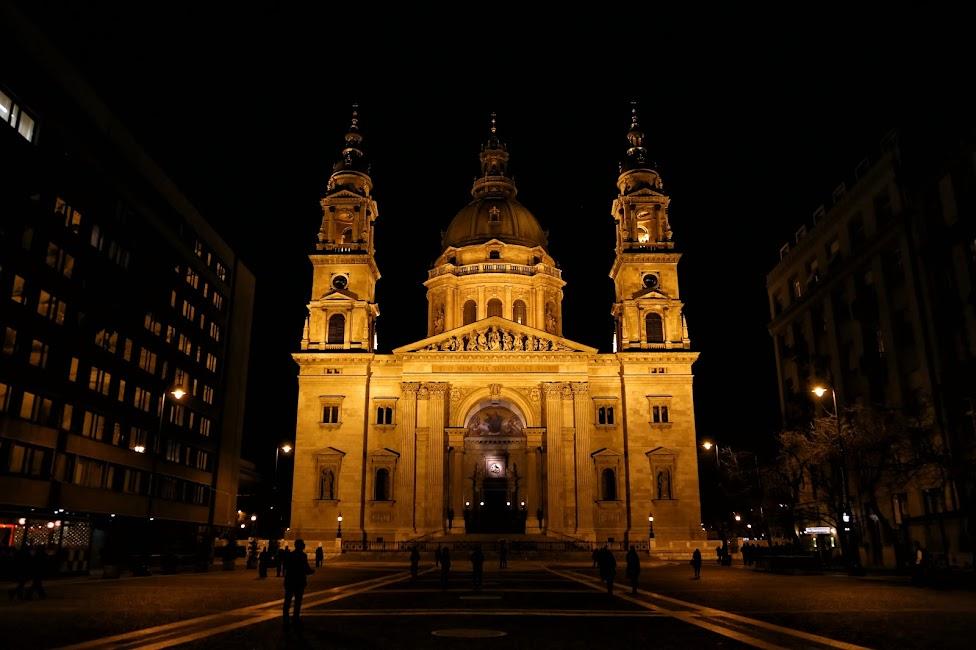 Budapeszt, Bazylika św. Stefana