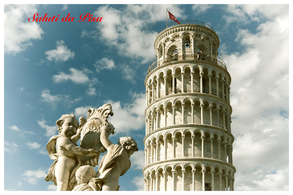 Saluti da Pisa di Miki Sarace