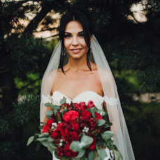 Wedding photographer Andrey Kalitukho (kellart). Photo of 11.12.2017