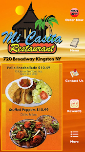 Mi Casita Restaurant Kingston- screenshot thumbnail