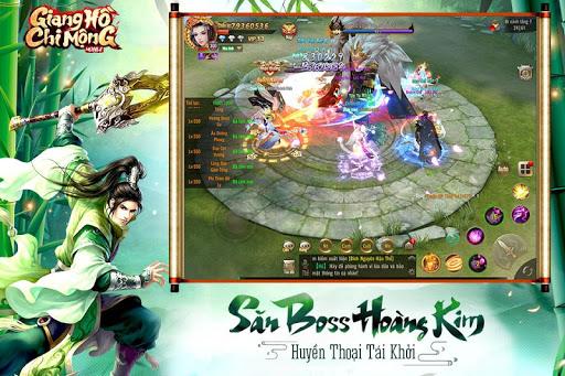 Giang Hu1ed3 Chi Mu1ed9ng - Tuyet The Vo Lam apkpoly screenshots 4