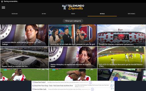 Telemundo Deportes - En Vivo screenshot 9