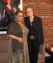 Photo: I can't believe I not only had my pic taken with Gloria Steinem, but received an award from her (Women's Media Center)!
