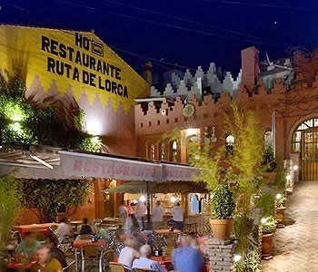 Ruta De Lorca