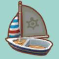 サマービーチなヨット