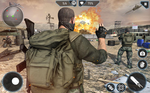 Modern FPS Combat Mission - Counter Terrorist Game  screenshots 2