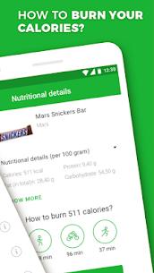 Calorie, Carb & Fat Counter 2
