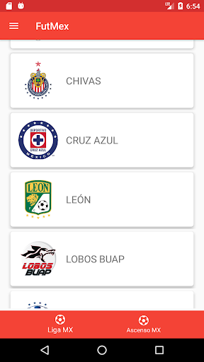 FutMex 1.6 screenshots 5