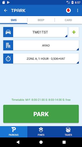 TPARK  screenshots 2