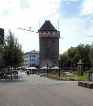 Photo: Das Schelztor im schönen Esslingen, einer Stadt in der...