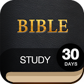 30 Day Bible Study Challenge - Offline Bible Study