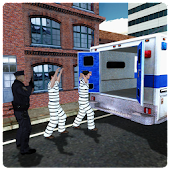 Police Prisoners Transport Van