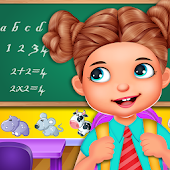 Emma Back To School Life: Classroom Play Games Android APK Download Free By Mini Gamers Club