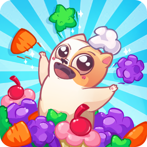 Sweety Kitty: Match-3 Game Icon