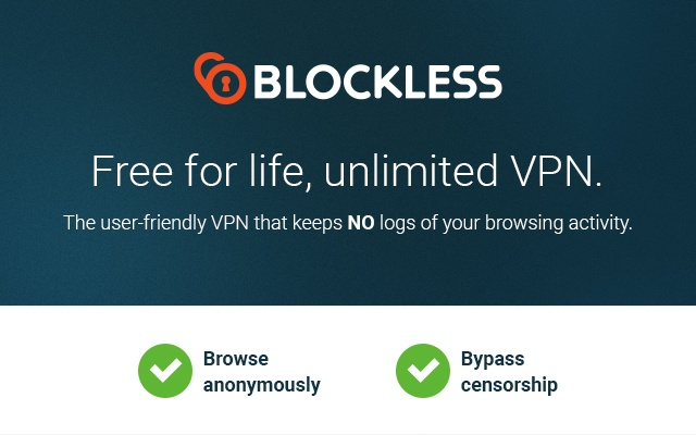 Blockless Proxy VPN - Freedom & Privacy