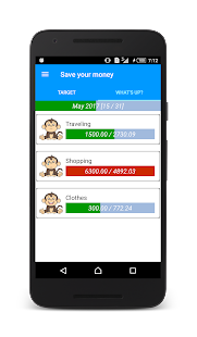 MonKey - Budget Tracker- screenshot thumbnail