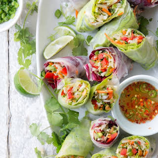 Chinese Rolls Rice Paper Recipes.