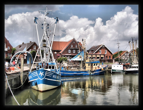 Boats by Justus Böttcher - Transportation Boats